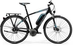 The Manna Electric Hybrid Bike hire (Medium)