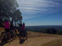 Mt. Lofty Wheels & Wildlife e-mountain bike tour