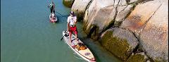 SUP - Howe Sound Tour - by Norm Hann