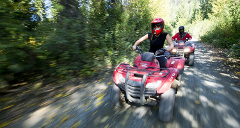 Call of the Wild - Intermediate - ATV  - Callaghan Valley
