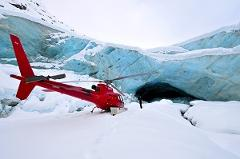 Helicopter Tours Ice Cave Explore