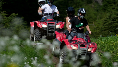 Wild Wild West - Advanced - Callaghan Valley - ATV