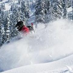 Snowmobile Tour - Advanced Backcountry x - Half Day