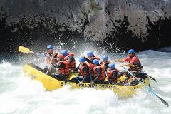 Wet & Wild Elaho Exhilarator - Canadian Outback Rafting