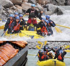 Elaho Whitewater Experience - Squamish Rafting Co