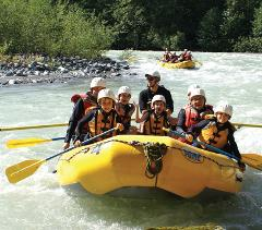 Cheakamus Family Adventure - Squamish Rafting Co