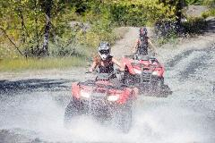 Wild Wild West - Advanced - Callaghan Valley - ATV
