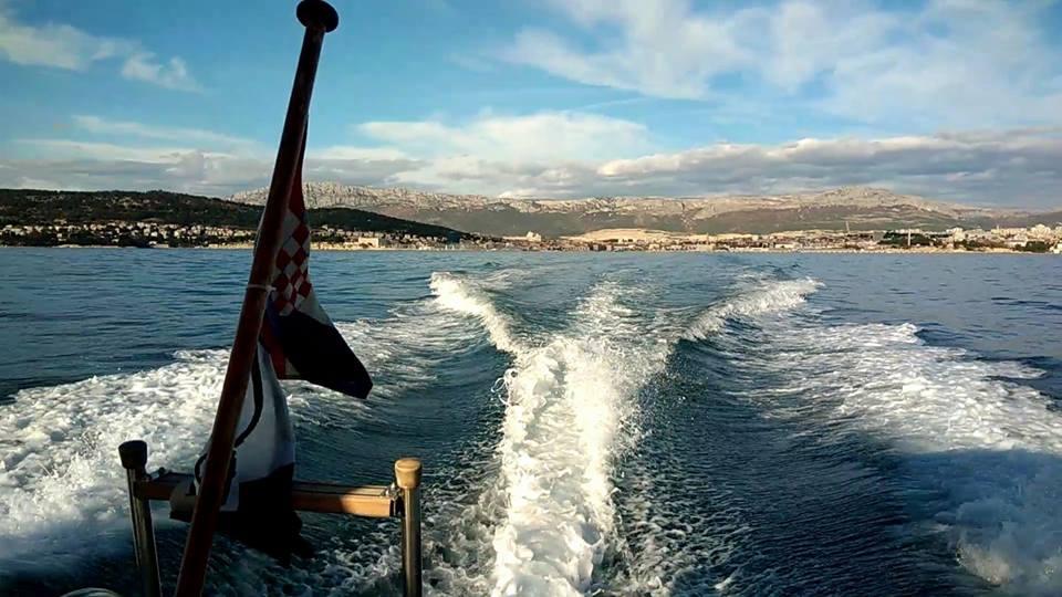 Split - Hvar - Vis private ferry