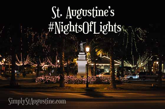 St. Augustine Christmas Tour