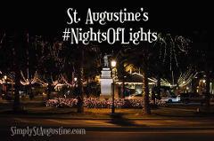 St. Augustine Christmas Tour