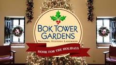 Bok Tower & Christmas Home Tour