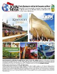 Kentucky Derby & ARK ENCOUNTER 2021