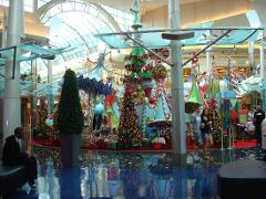 Christmas at Mall of Millenia