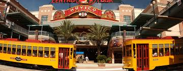 ybor City walking tour and Columbia Restaurant