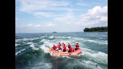 Lachine Rapids rafting initiation