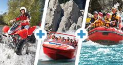 Triple Thriller - Jet Boat/Raft/Quad