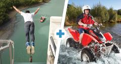 Double Dare - Bungy/Quad Twin Seater For Two