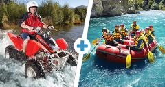 Double Dare - Raft/Quad Bikes