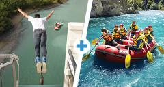 Double dare - RAFT BUNGY