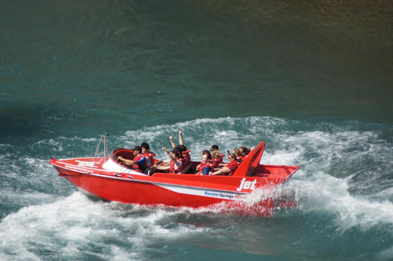 Hanmer Springs Jetboat