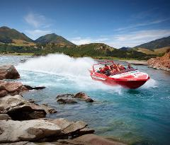 Burst your bubble jet boat trip