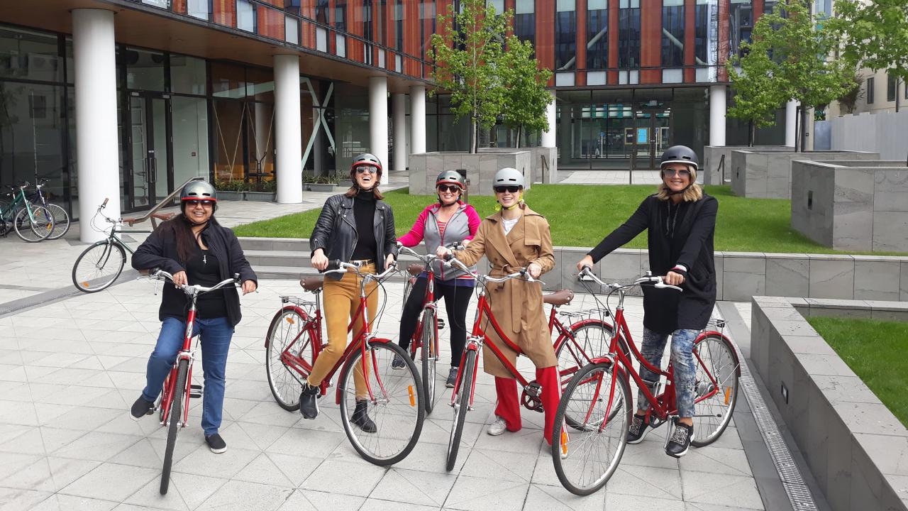 Daily City Cycle Tour