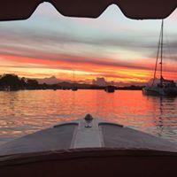 Eco Boat Sunset Cruise
