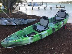 DOUBLE Kayak 2 person