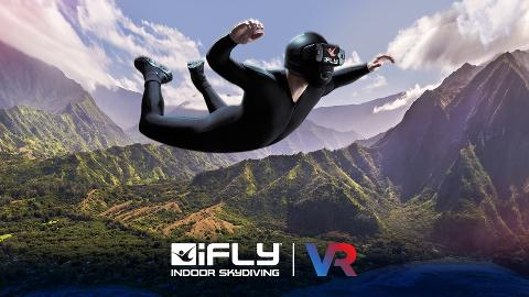 iFLY Virtual Reality Ultimate