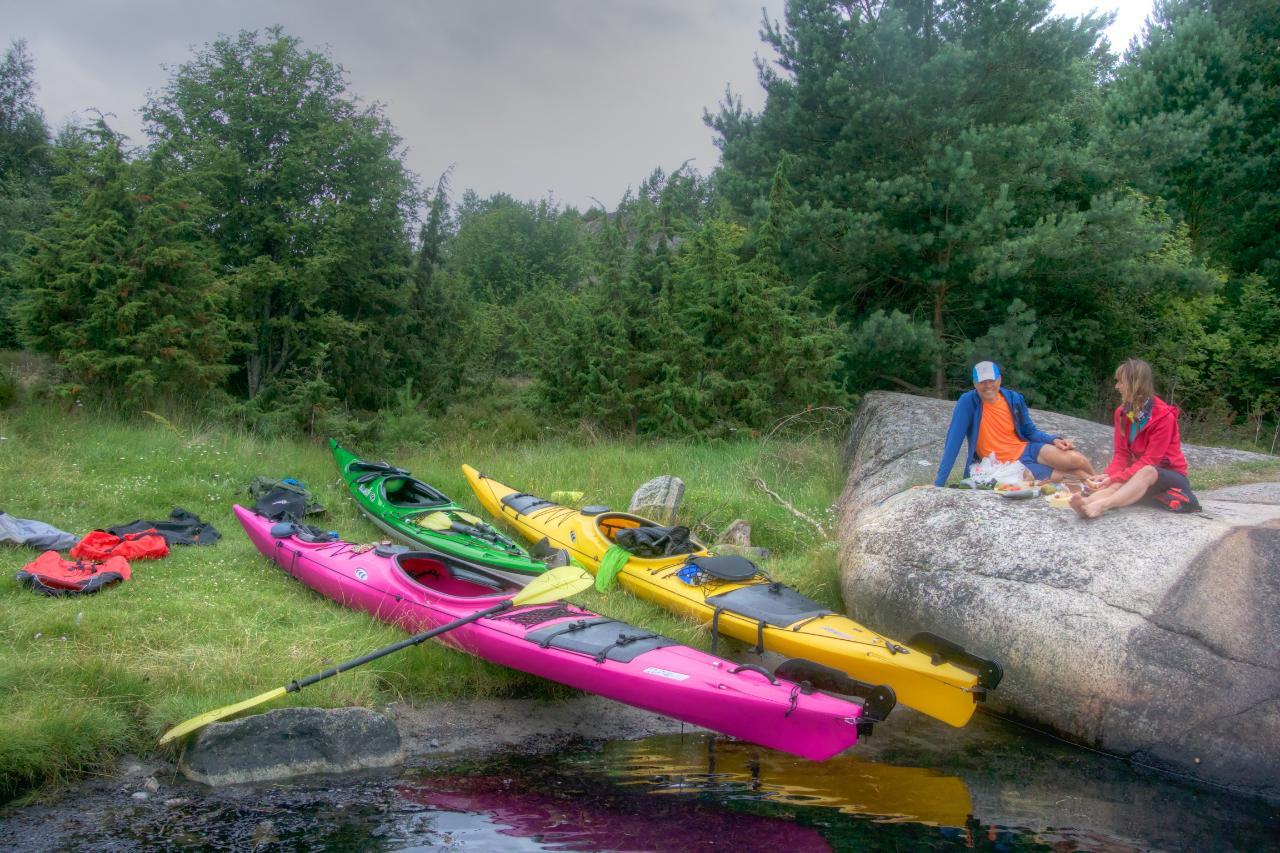 2 dagars i världens vackraste skärgård/2 days kayaking in the beautiful swedish arcipelago