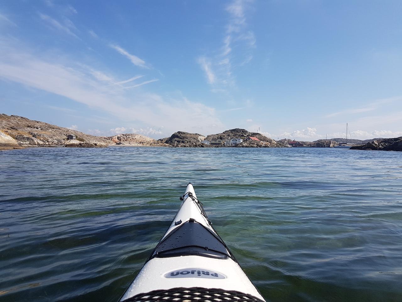 Dubbelkajak plast HELG Double kayak plastic WEEKEND