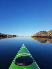 5 dagars paddlingsäventyr genom Bohuslän/5 days kayak excursion in the Swedish arcipelago