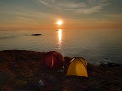 Paddla & laga mat i världens vackraste skärgård/Kayaking & Outdoorcooking 2 day camp