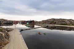 Paddla världens svettigaste konstrunda/Paddle on the world's sweatiest art tour
