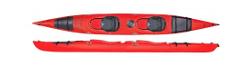 Dubbelkajak  plast   1 DAG (kl 9-17)  Doublekayak  plastic 1 DAY (9am-5pm)