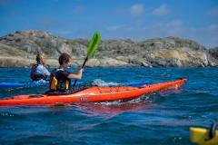 Fortsättningskurs/Continuing course kayaking
