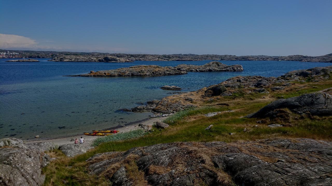"Heldagstur ""bland kobbar & skär"" / Fullday tour ""among rocky islets"""