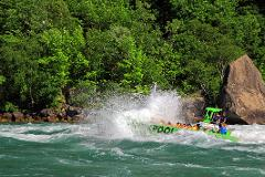 Niagara Falls Tour:  Lewiston, NY Whirlpool Boat Tour – Wet Jet Ride