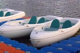 Rental Pedal Boat