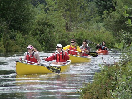 River of Golden Dreams Group Guided Trips