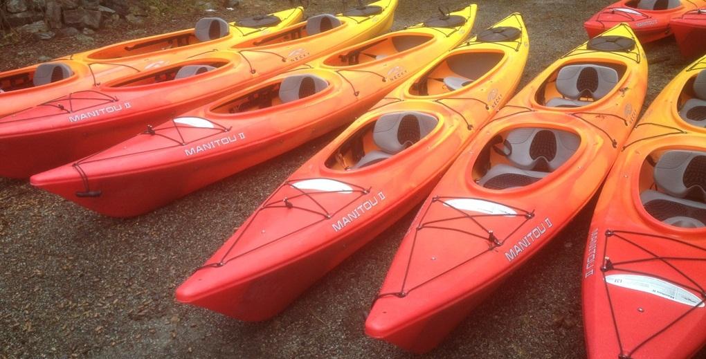 Rental Double Kayak