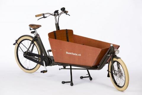 Electric Bucket Bike