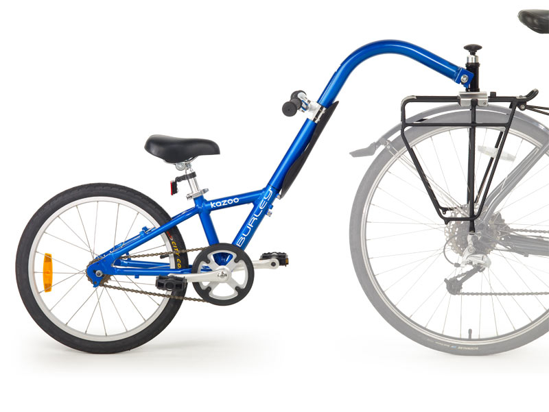 Bike With Tagalong