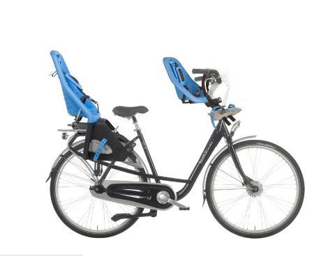 Bike With Yepp Child Seat