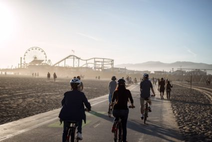 Santa Monica & Venice Beach Bike Adventure
