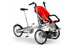 Taga Trike and Stroller