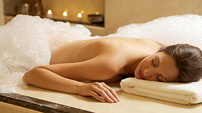 Hammam and Sparkling Wine experience in Athens 60min