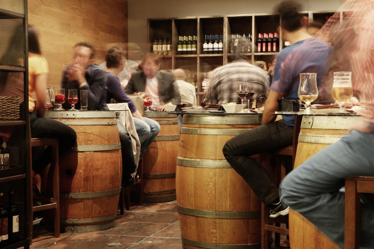 Piraeus Wine Tasting. Discover premium local wines from 8 different corners of Greece
