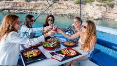 Athens Yacht Full Day Tour - 10 hours