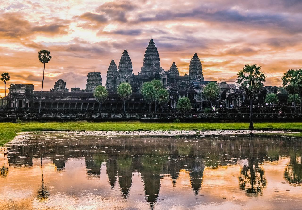 Cambodia: Temples, history and empowering: Unearthing Cambodia's charm (7 Days)